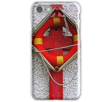 The Life Belt iPhone Case/Skin