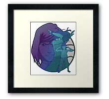 Avatar Generations - Korra Framed Print