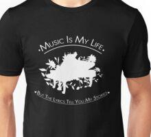 Piano Unisex T-Shirt