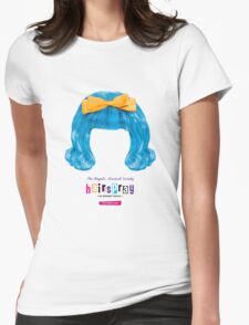 Regals Hairspray - Logo 3 Womens Fitted T-Shirt