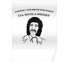 Coffee Jason ? Poster