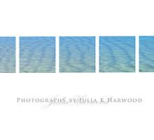 Blue Ocean ~ Signature Series by Julia Harwood
