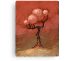 The Alter Canvas Print