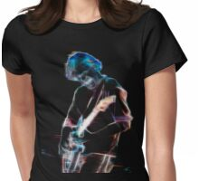 Trey! Womens Fitted T-Shirt