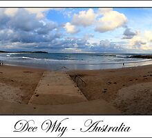 Dee Why Beach by Tim Oliver