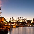 Dee Why sunset by Tim Oliver