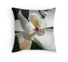 Macro Magic Throw Pillow