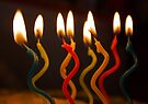 curly candles by dedmanshootn