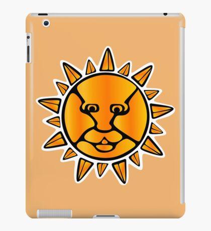 Intense Sun iPad Case/Skin