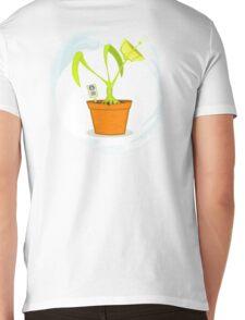 CIA Plant Mens V-Neck T-Shirt