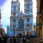 Westminster Abbey, London, England by Al Bourassa