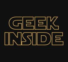 Geek Inside - Star Wars Style by antibo