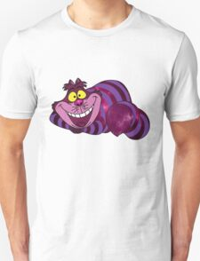 Cheshire Space Cat Unisex T-Shirt