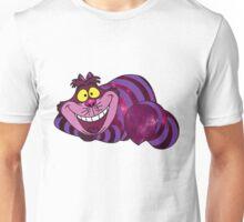 Cheshire Space Cat Unisex T-Shirt