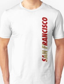 San Francisco SF Unisex T-Shirt