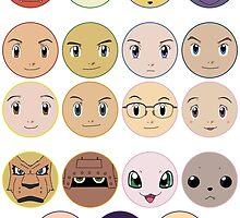 Digimon Tamers by Decokun