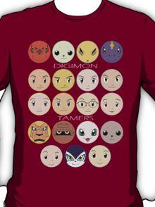 Digimon Tamers T-Shirt