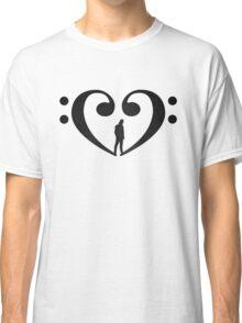 Avi Kaplan Bass Heart Classic T-Shirt