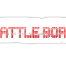 battle born Sticker