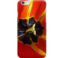 Tulip cup iPhone Case/Skin