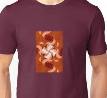 Ribbons abstract Unisex T-Shirt