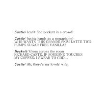 Castle and Beckett - How to find Beckett by ManonTheSlayer
