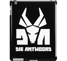DA logo iPad Case/Skin