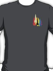 Rocket Rainbow T-Shirt