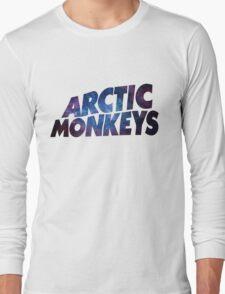 Arctic Nebula Monkeys Long Sleeve T-Shirt