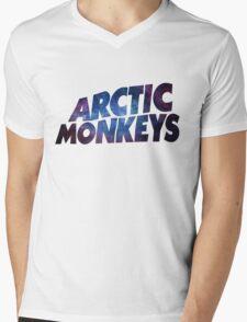 Arctic Nebula Monkeys Mens V-Neck T-Shirt