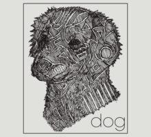 Dog Sketch T-Shirt