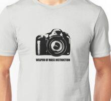 weapon of mass instruction Unisex T-Shirt