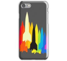 Rocket Rainbow iPhone Case/Skin