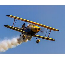 Trig Team Pitts S-1D G-PIII Photographic Print