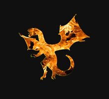 Flaming Dragon Unisex T-Shirt