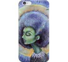 The Light of the Moon iPhone Case/Skin
