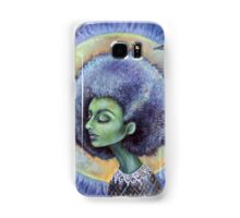 The Light of the Moon Samsung Galaxy Case/Skin