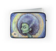The Light of the Moon Laptop Sleeve