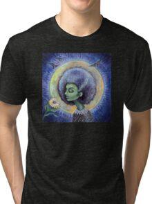 The Light of the Moon Tri-blend T-Shirt