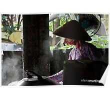 The rice paper maker Poster