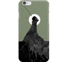 Looking at Night iPhone Case/Skin