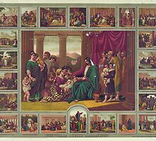 The Life of Christ Illustrated (1863) by allhistory