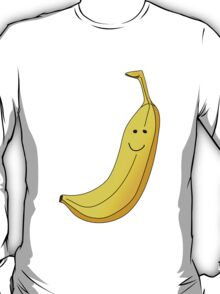 Banana Illustration. T-Shirt