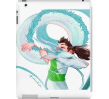 Chihiro & Haku iPad Case/Skin