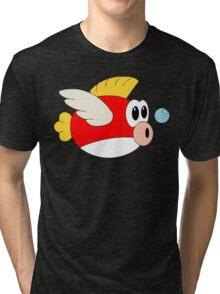 Cheep-cheeps Tri-blend T-Shirt