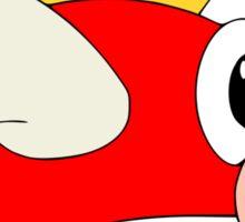 Cheep-cheeps Sticker