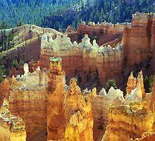 Bryce Canyon by KurtKeller