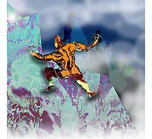 Ice Axe mutant 1. Photographic Print