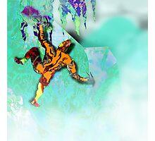 Ice Axe mutant 2. Photographic Print
