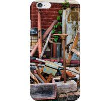 Junk Porch iPhone Case/Skin